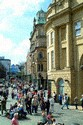 Image Ref: 1043-10-65 - Crowd of Shoppers, Blackett Street, Newcastle upon Tyne, Viewed 5383 times