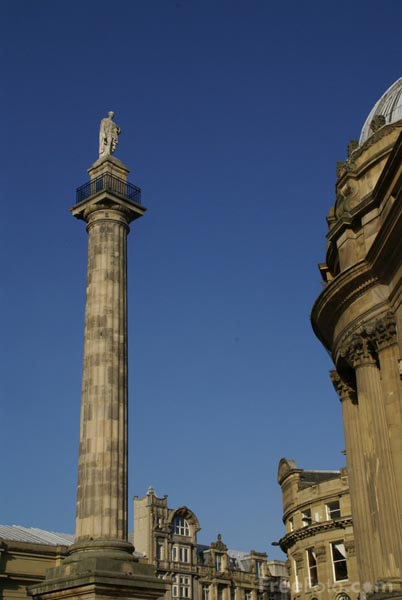 Picture of Greys Monument, Newcastle upon Tyne - Free Pictures - FreeFoto.com