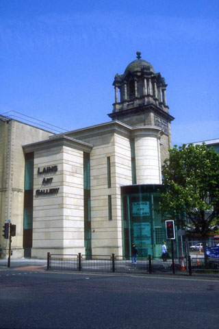Picture of Laing Art Gallery, New Bridge Street, Newcastle upon Tyne - Free Pictures - FreeFoto.com