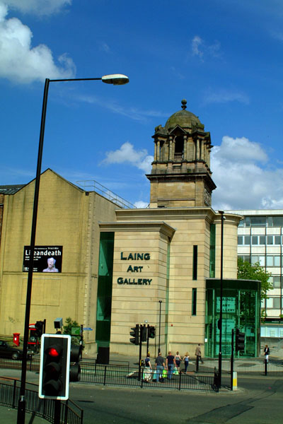 Gallery on Picture Of Laing Art Gallery  New Bridge Street  Newcastle Upon Tyne
