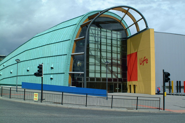 Picture of Life Interactive World, Newcastle upon Tyne - Free Pictures - FreeFoto.com