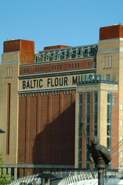 Picture of Baltic - The Centre for Contemporary Art, Gateshead, Tyne and Wear - Free Pictures - FreeFoto.com