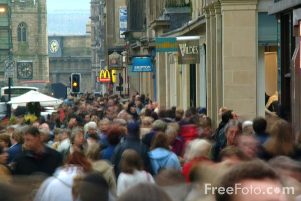 Picture of Shopping, Newcastle upon Tyne - Free Pictures - FreeFoto.com