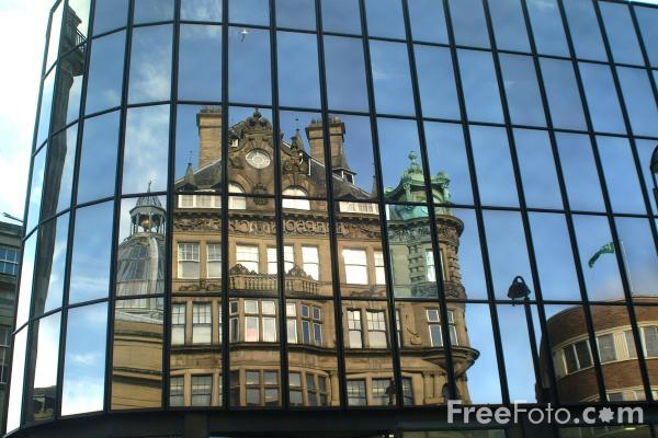 Picture of Eldon Square, Newcastle upon Tyne - Free Pictures - FreeFoto.com