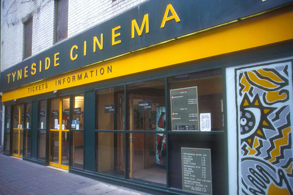 Picture of Tyneside Cinema, Newcastle upon Tyne - Free Pictures - FreeFoto.com