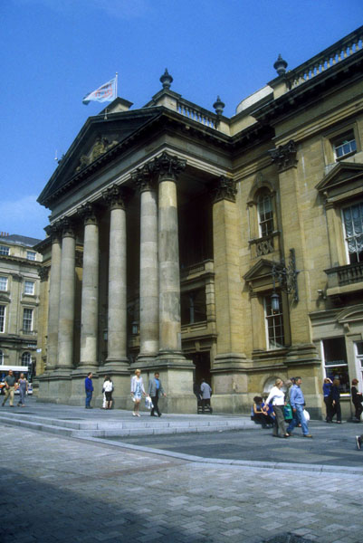 Picture of Theatre Royal, Newcastle Upon Tyne - Free Pictures - FreeFoto.com