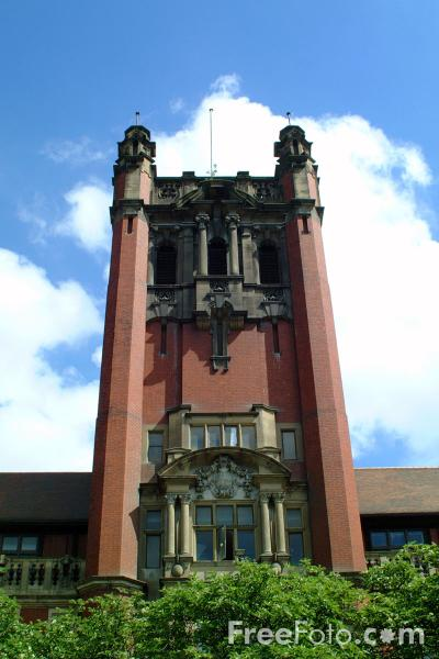Picture of Newcastle University - Free Pictures - FreeFoto.com