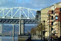 Queen Elizabeth II bridge, Newcastle upon Tyne has been viewed 5346 times