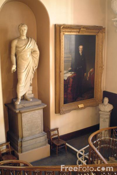 Picture of The Literary and Philosophical Society Of Newcastle upon Tyne - Free Pictures - FreeFoto.com