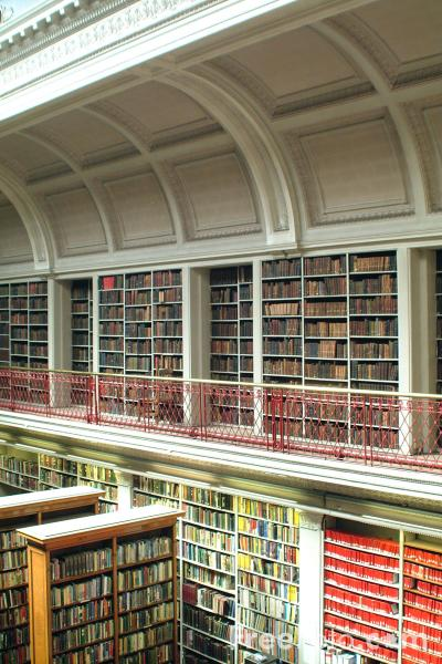 Picture of Library, The Literary and Philosophical Society Of Newcastle upon Tyne - Free Pictures - FreeFoto.com