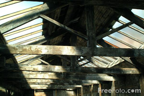 Picture of George Stephenson's Railway Factory - Free Pictures - FreeFoto.com
