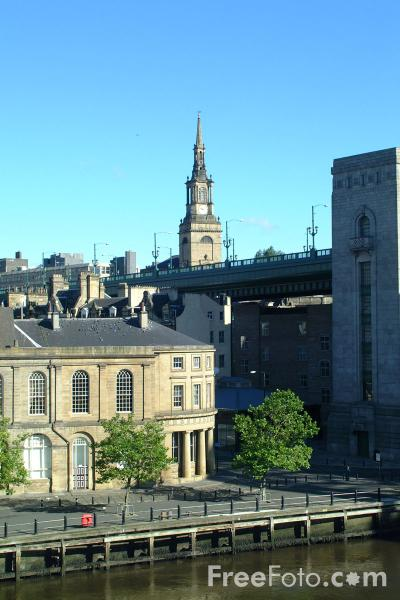 Picture of The Guild Hall, Newcastle - Free Pictures - FreeFoto.com