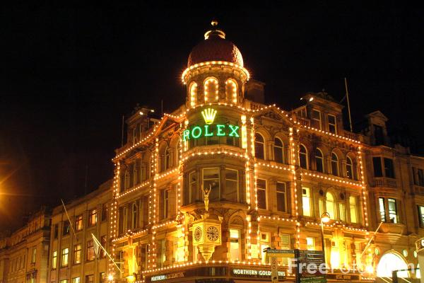 Picture of Northern Goldsmiths, Newcastle upon Tyne - Free Pictures - FreeFoto.com