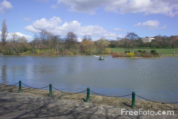 Picture of Saltwell Park, Gateshead, Tyne and Wear - Free Pictures - FreeFoto.com