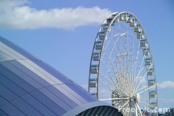 Picture of The Gateshead Eye - Free Pictures - FreeFoto.com