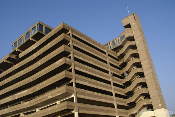 Picture of Trinity Square Car Park - Free Pictures - FreeFoto.com