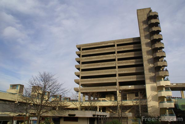Trinity Square Car Park Pictures Free Use Image 1044 50
