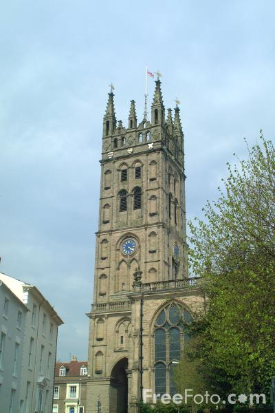 Picture of Collegiate Church of St Mary, Warwick - Free Pictures - FreeFoto.com