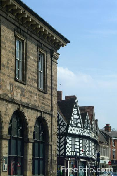 Picture of Warwickshire Museum - Market Hall, Warwick - Free Pictures - FreeFoto.com