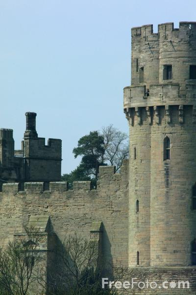 Picture of Warwick Castle - Free Pictures - FreeFoto.com