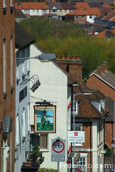 Picture of Coleshill - Free Pictures - FreeFoto.com