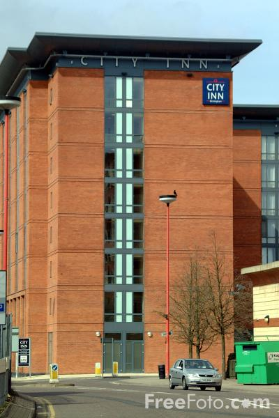 Picture of City Inn on Brindleyplace, Birmingham - Free Pictures - FreeFoto.com
