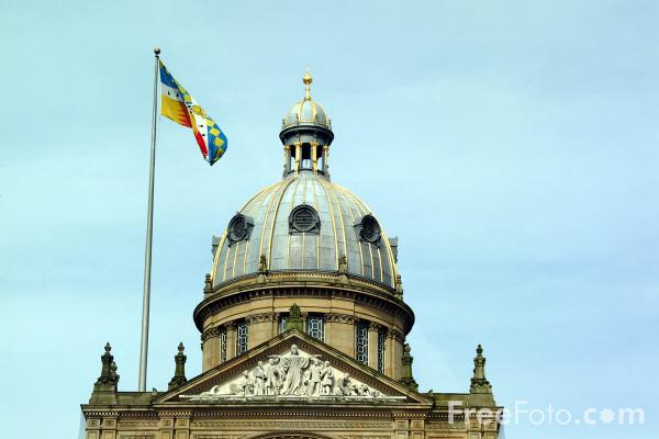 Picture of Grade II listed Council House - Free Pictures - FreeFoto.com