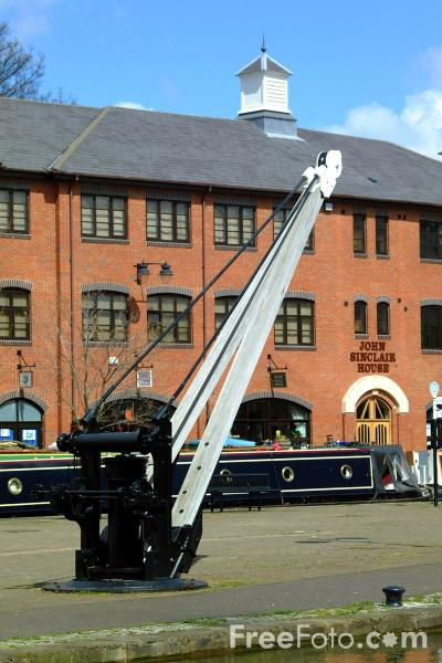 Picture of Coventry Canal Basin - Free Pictures - FreeFoto.com