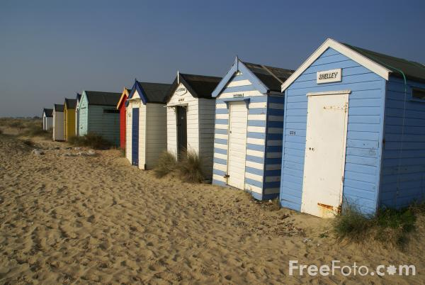 Beach Huts Weston Business Rates