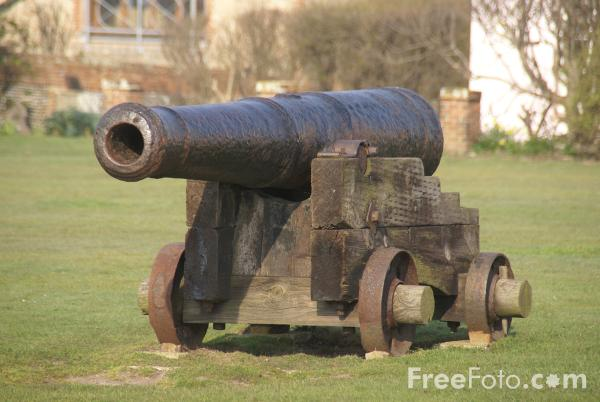 Picture of Gun Hill, Southwold, Suffolk, England - Free Pictures - FreeFoto.com