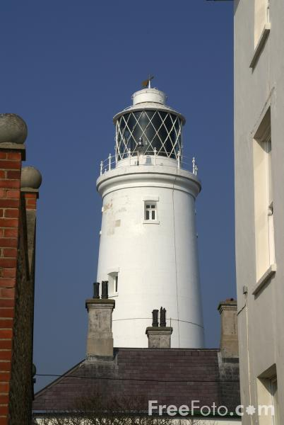 Picture of Southwold Lighthouse, Suffolk, England - Free Pictures - FreeFoto.com