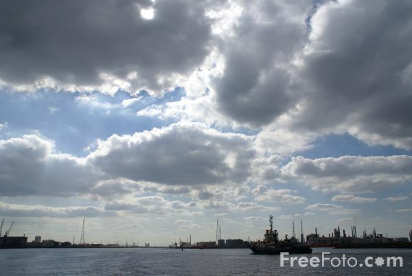 Picture of River Tees - Free Pictures - FreeFoto.com