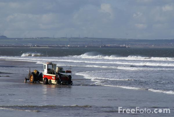 Picture of Sea Front, Redcar - Free Pictures - FreeFoto.com