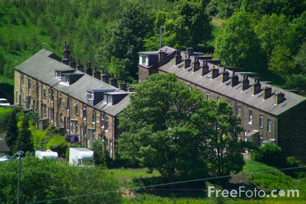 Picture of Bingley, West Yorkshire - Free Pictures - FreeFoto.com