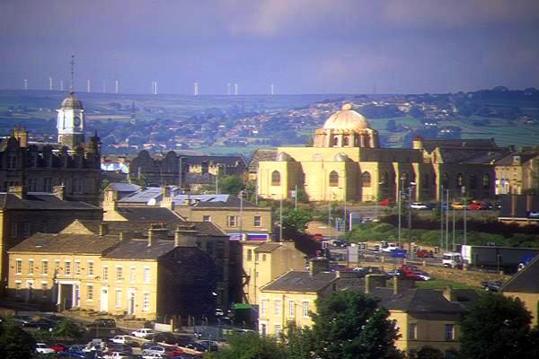 Picture of Bradford, West Yorkshire - Free Pictures - FreeFoto.com