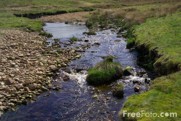 Picture of Stonesdale, North Yorkshire - Free Pictures - FreeFoto.com