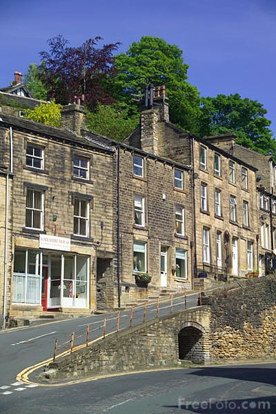 Picture of Holmfirth, West Yorkshire - Free Pictures - FreeFoto.com