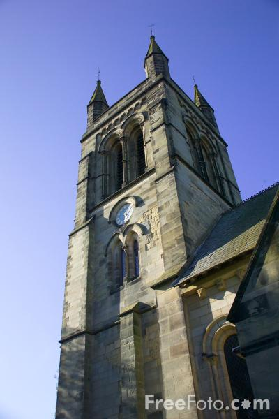 Picture of The parish church of All Saints, Helmsley, North Yorkshire - Free Pictures - FreeFoto.com