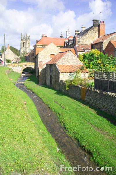 Picture of Helmsley, North Yorkshire - Free Pictures - FreeFoto.com