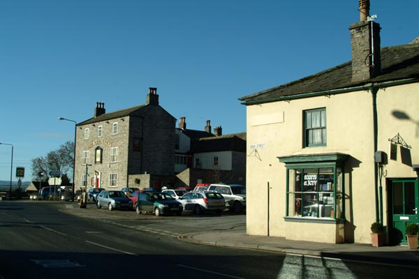 Picture of Leyburn, North Yorkshire - Free Pictures - FreeFoto.com