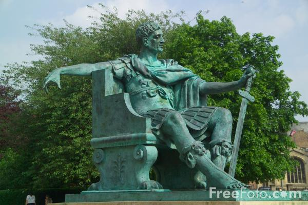 Picture of Constantine the Great - Free Pictures - FreeFoto.com