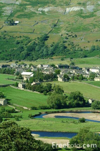Picture of Swaledale, North Yorkshire - Free Pictures - FreeFoto.com