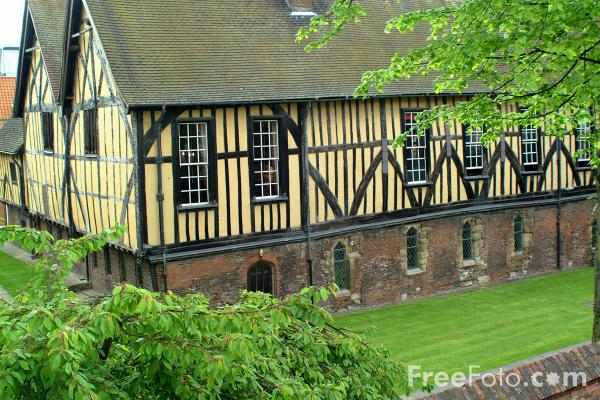 Picture of Treasurer's House, York - Free Pictures - FreeFoto.com