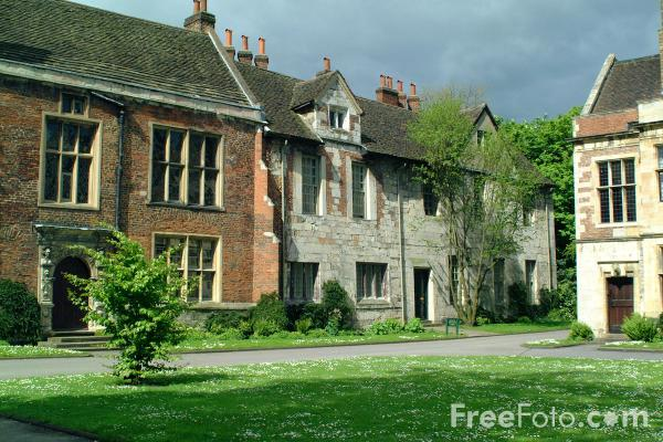 Picture of Kings Manor, The University of York - Free Pictures - FreeFoto.com