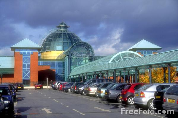Meadowhall Shopping Centre Pictures  Free Use Image  1051