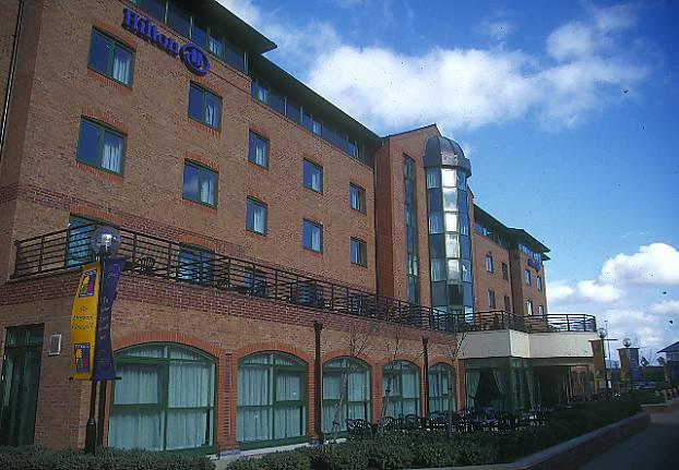 Picture of Hilton Hotel, Sheffield - Free Pictures - FreeFoto.com