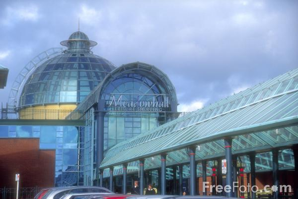 Picture of Meadowhall shopping centre - Free Pictures - FreeFoto.com