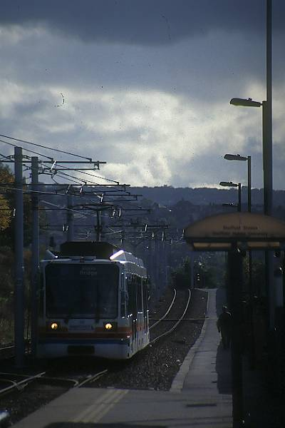 Picture of Sheffield Supertram - Free Pictures - FreeFoto.com