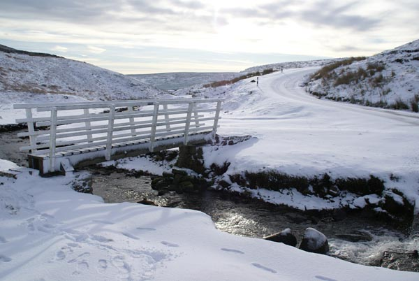 Picture of Winter in Arkengarthdale - Free Pictures - FreeFoto.com