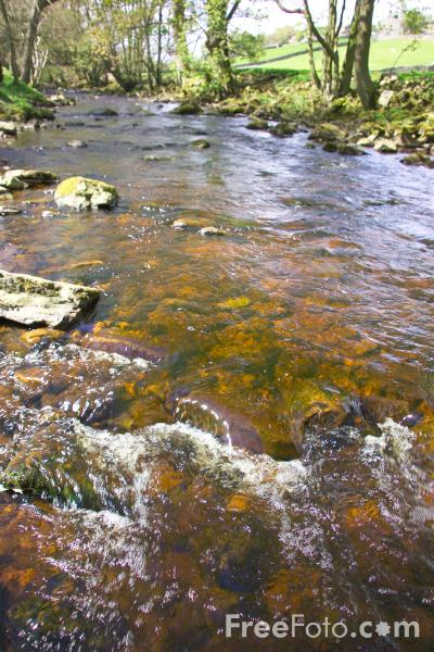 Picture of Arkle Beck, Arkengarthdale - Free Pictures - FreeFoto.com
